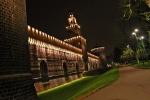 Fossato del Castello Sforzesco di Milano