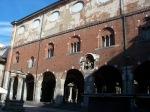 Palazzo della Ragione con successivo sopralzo austrico