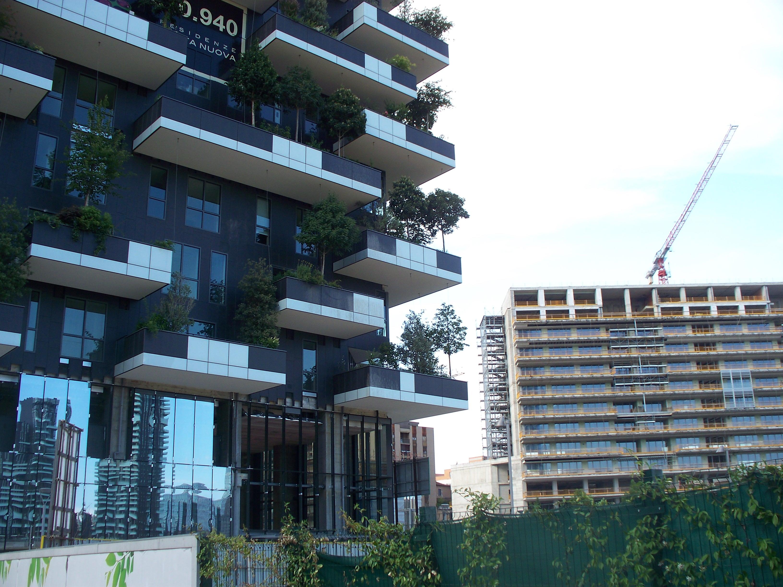 Il bosco verticale passipermilano for Bosco verticale architetto