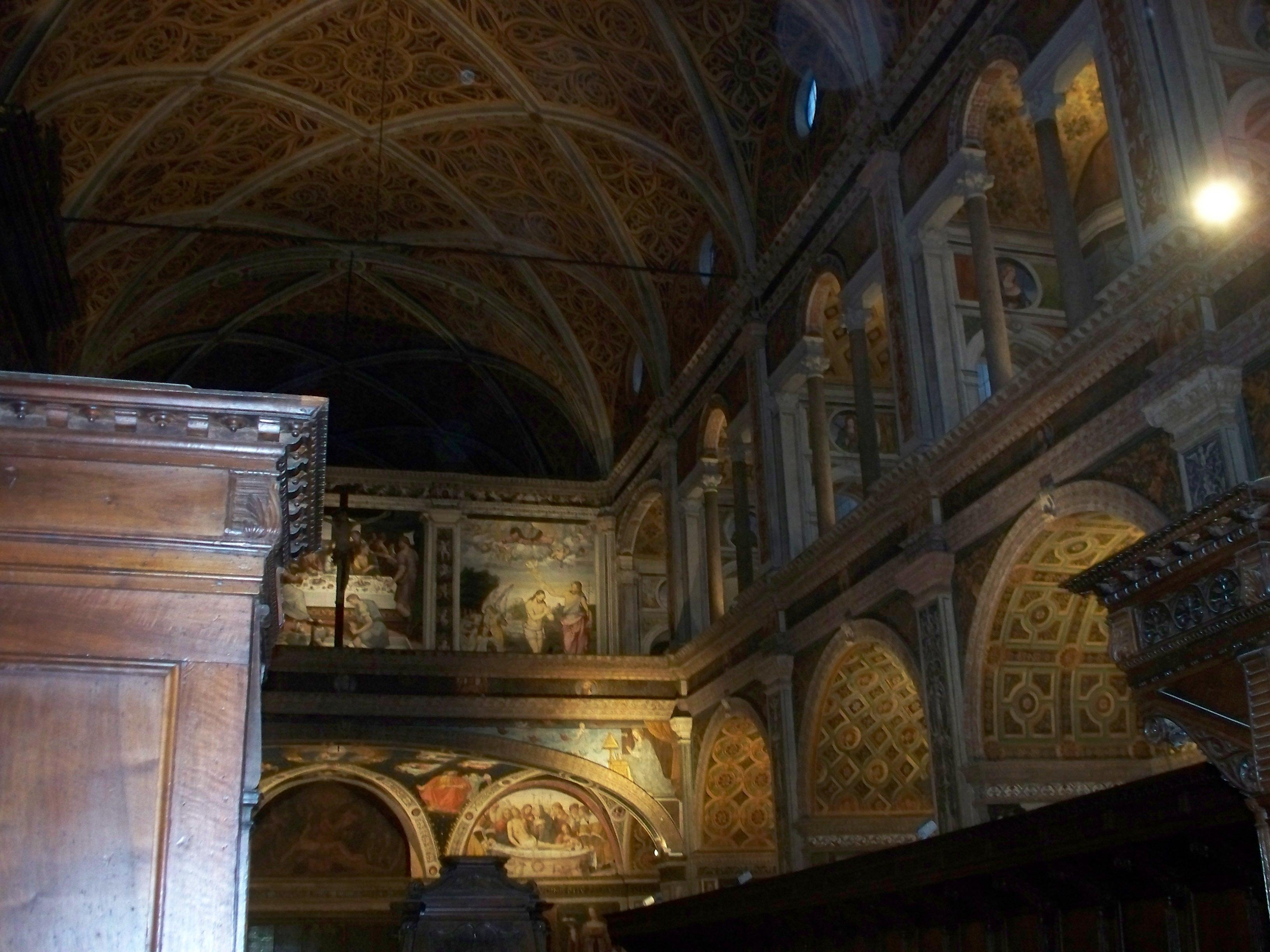 Itinerario da San Maurizio | Passipermilano
