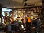 interno libreria dello spettacolo