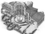 resti del palazzo di via Brisa