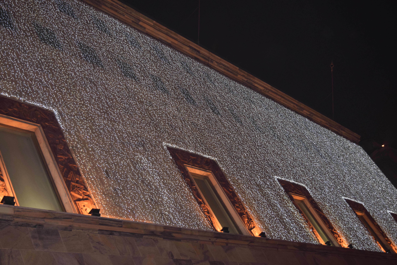 Illuminazione Alberi Di Natale: Illuminazione alberi di natale dearmas artico...