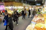 Genova centro - il mercato orientale
