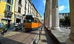 tram colonne
