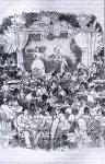 14-il Caf+¿-chantant in un disegno di F.Galante