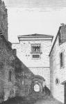 porta medioevale di porta Romana
