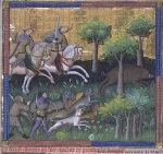 Caccia medievale