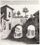 Milano,_Porta_Nuova_dove era rinchiusa Bernarda 1