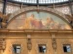Milano-Galleria Vittorio Emanuele-Ottagono-Lunetta NO
