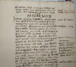 manoscritto sanudo