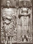 Cristofero Solari - Tomba di Ludovico il Moro e Beatrice D'Este (particolare, Pavia, Certosa, 142