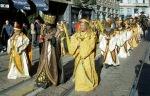 Epifania Corteo Re Magi Sant'Eustorgio Milano 1