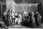 (4-16) Leonardo e Ludovico Sforza ragionano sul Cenacolo