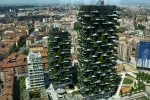 Bosco_Verticale_from_UniCredit_Tower,_Milan_(1g