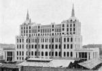 Città-Studi-listituto-Ronzoni-detto-il-Cremlino-in-via-Colombo-durante-la-costruzione-2