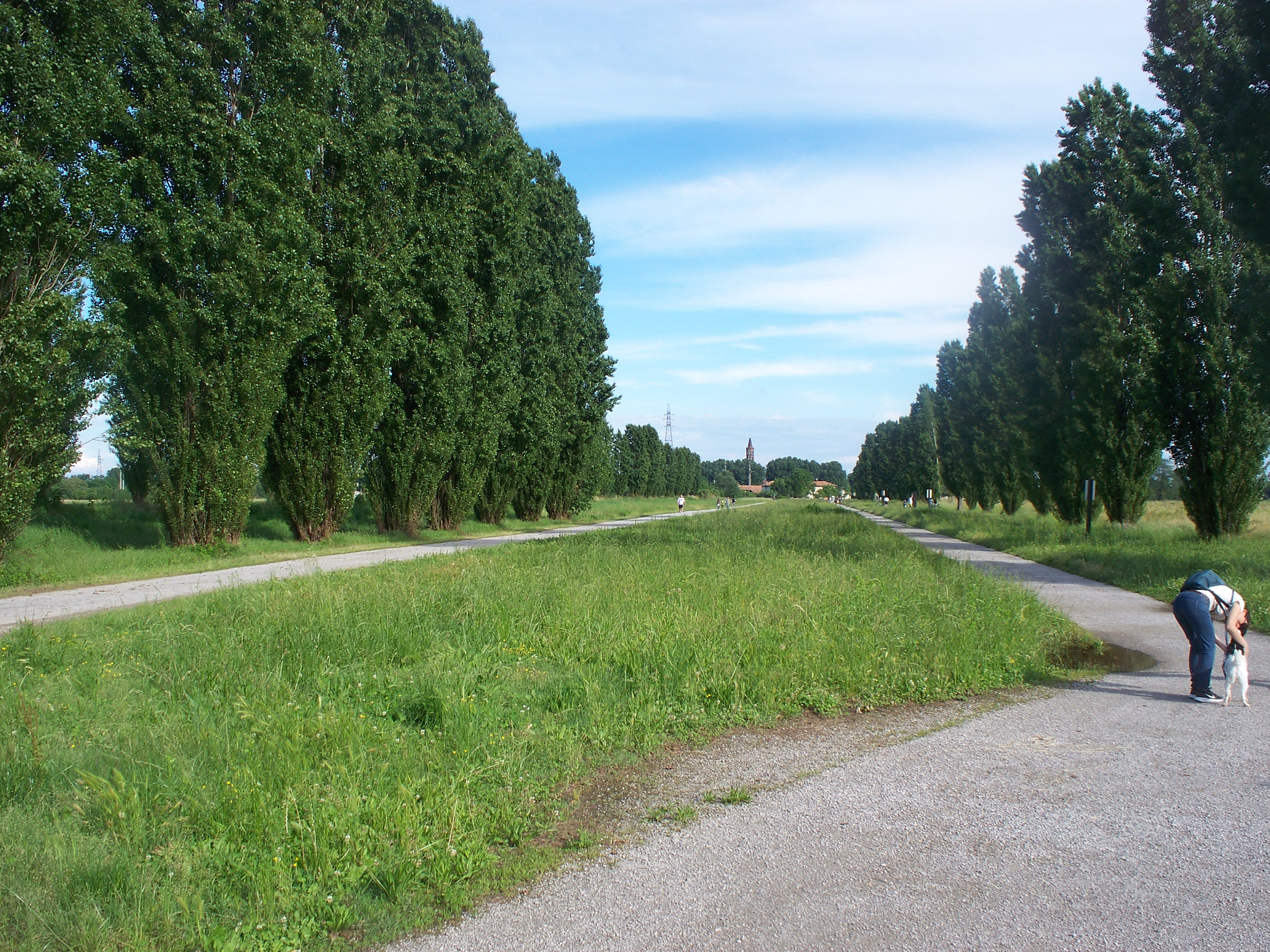 Parco agricolo sud milano passipermilano for Depuratore laghetto