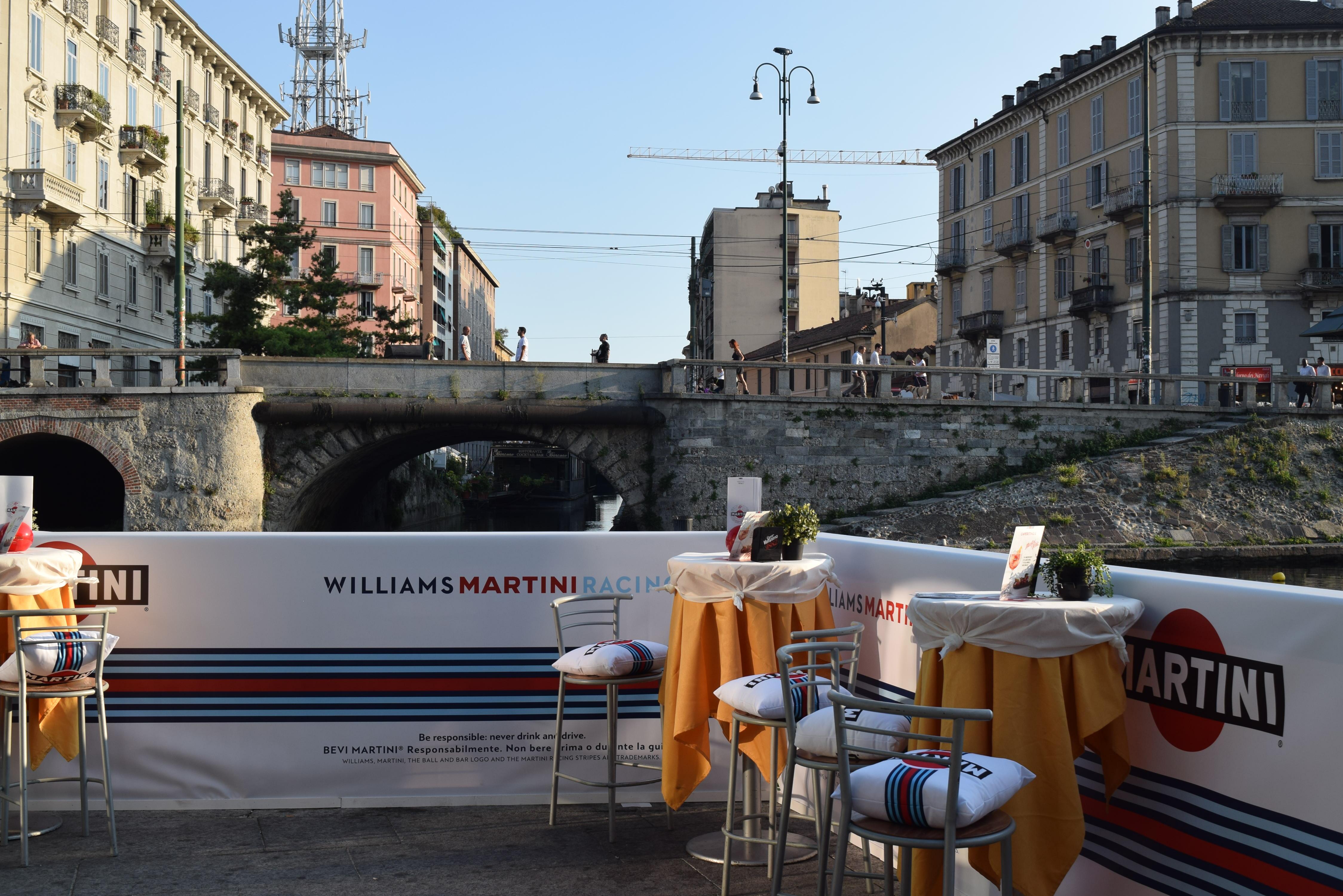 Terrazza Martini | Passipermilano