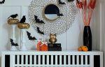 negozio decorazione-con-pipistrelli